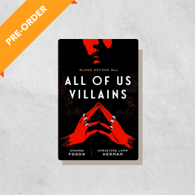All of Us Villains, Book 1 (Hardcover)