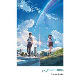 Your Name, Light Novel (Hardcover)