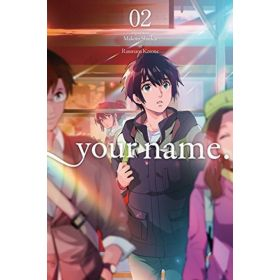 Your Name, Vol. 2 (Paperback)