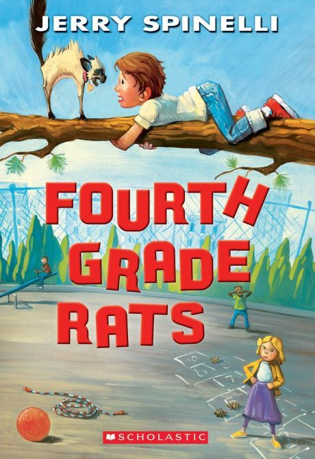 Fourth Grade Rats (Paperback) by Jerry Spinelli