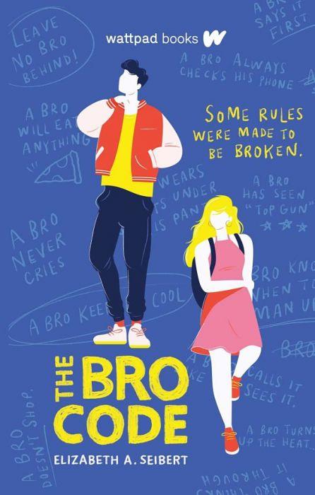 The Bro Code (Paperback) by Elizabeth Seibert