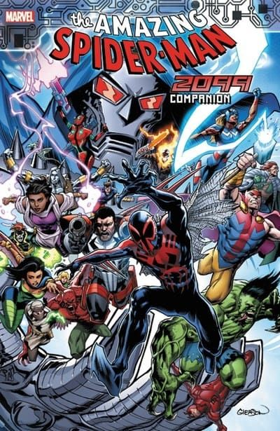 Amazing Spider Man 2099 Companion Paperback By Nick Spencer