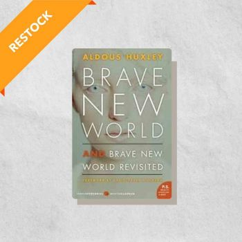 Brave New World and Brave New World Revisited (Paperback)