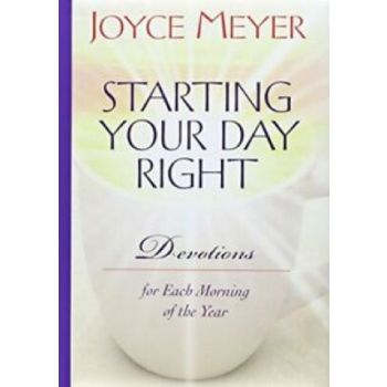 Starting & Ending Your Day Right, Flip Book Edition  (Hardcover)