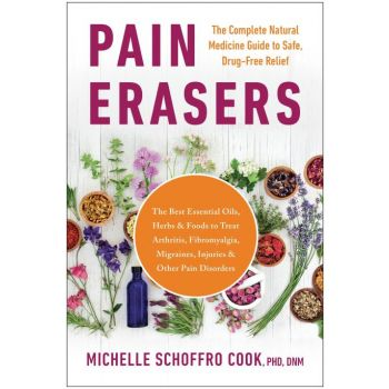 Pain Erasers: The Complete Natural Medicine Guide to Safe, Drug-Free Relief (Paperback)