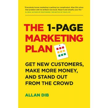 The 1-Page Marketing Plan (Paperback)