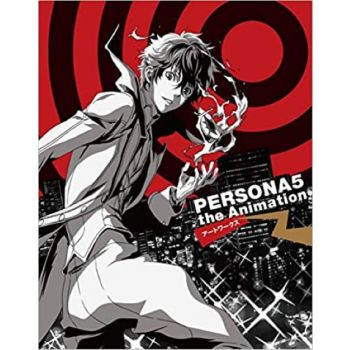 Persona 5: the Animation Artworks, Japanese Text Edition (Paperback)