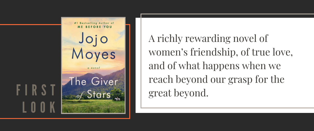 First Look: The Giver of Stars