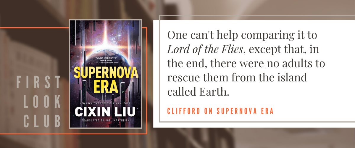 First Look Club: Clifford reviews Supernova Era