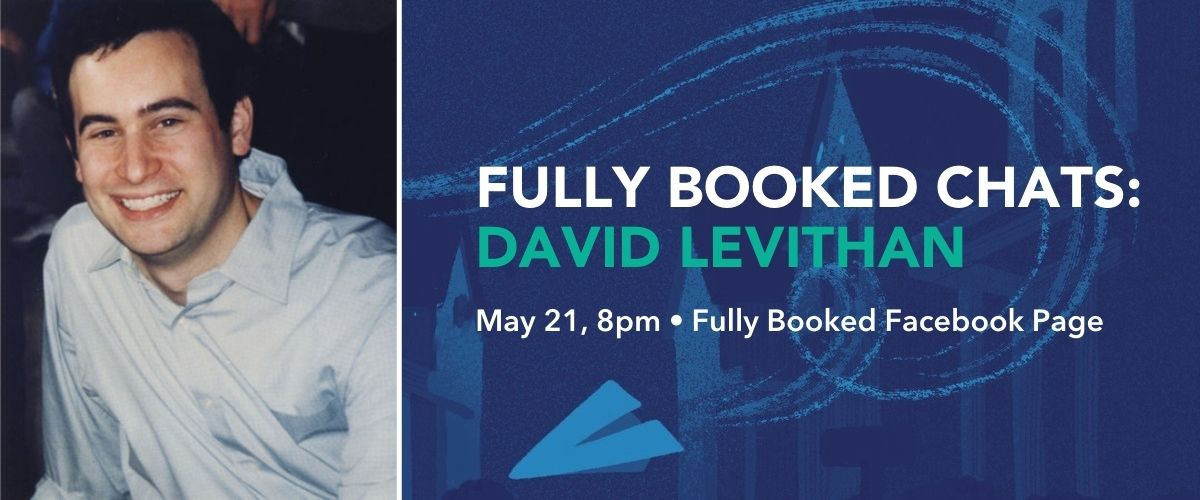 Fully Booked Chats: Davd Levithan