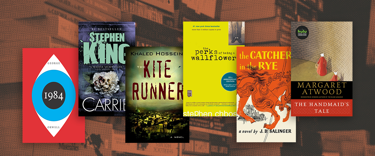 List of Challenged Books to Read for Banned Books Week