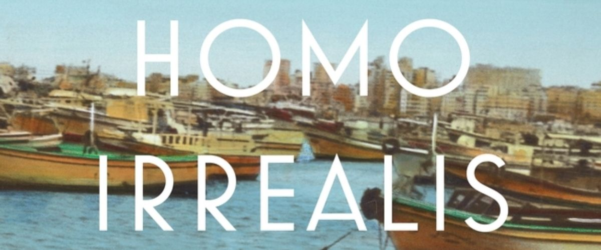 First Few Pages: Homo Irrealis by André Aciman