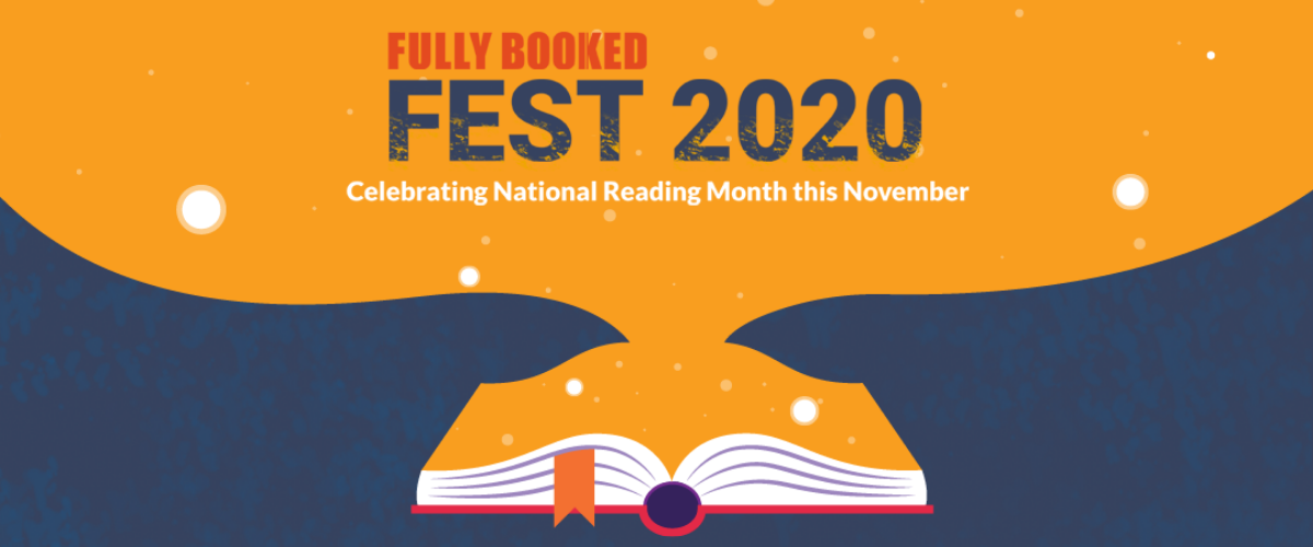 Fully Booked Fest 2020 DTI Promo Mechanics