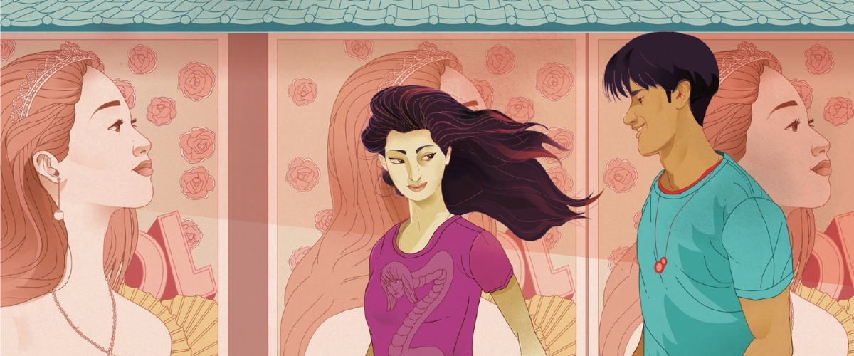 First Look: From Little Tokyo, with Love by Sarah Kuhn