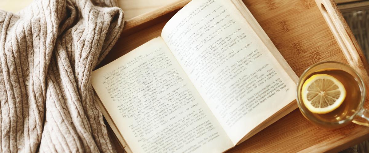 Staff Picks: Books That Comfort Us
