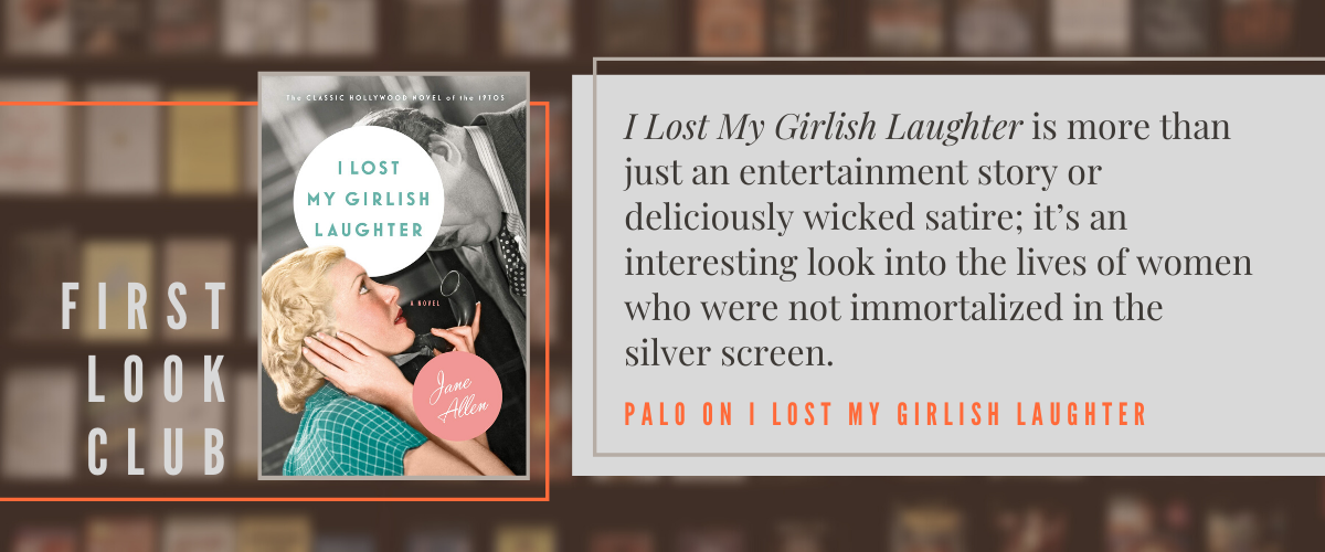First Look Club: Palo reviews I Lost My Girlish Laughter