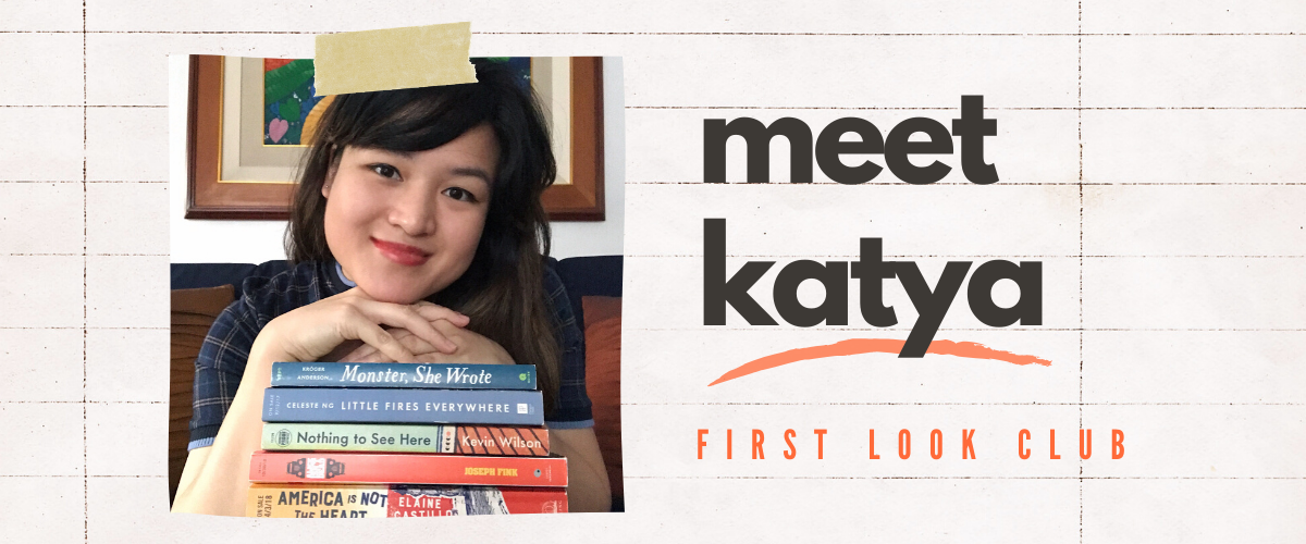 Get to Know the First Look Club: Meet Katya