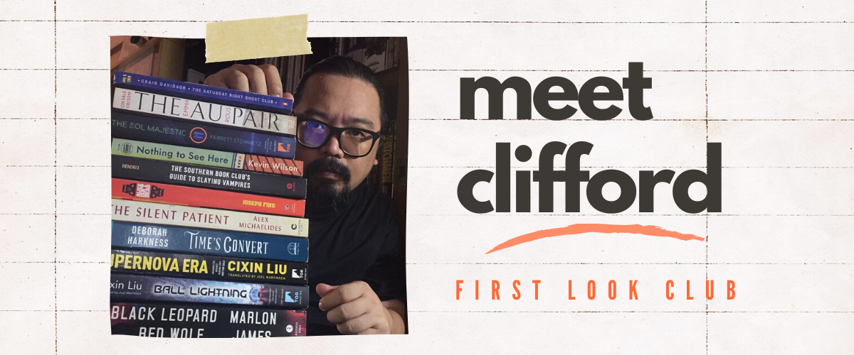 Get to Know the First Look Club: Meet Clifford