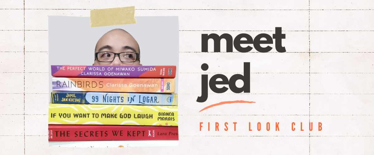 Get to Know the First Look Club: Meet Jed