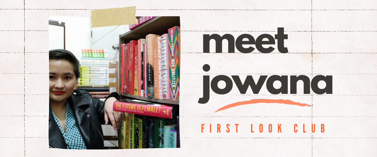 Get to Know the First Look Club: Meet Jowana