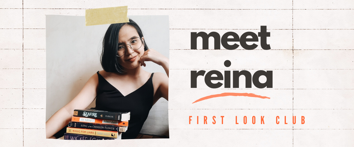 Get to Know the First Look Club: Meet Reina