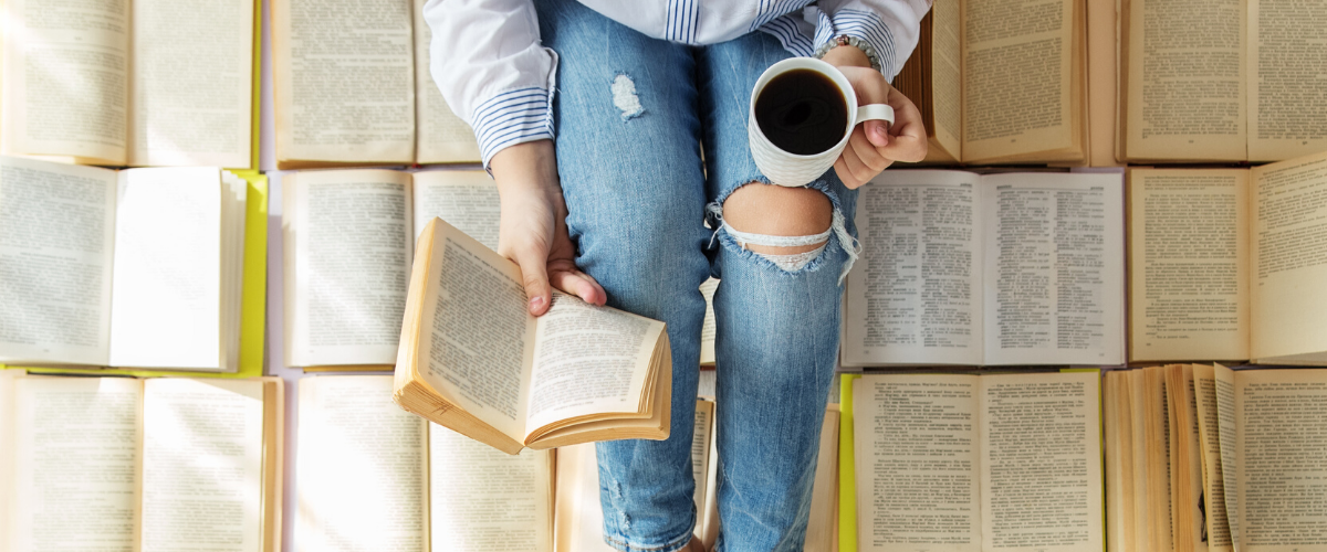 A Bookworm's Guide to Becoming a Better Reader