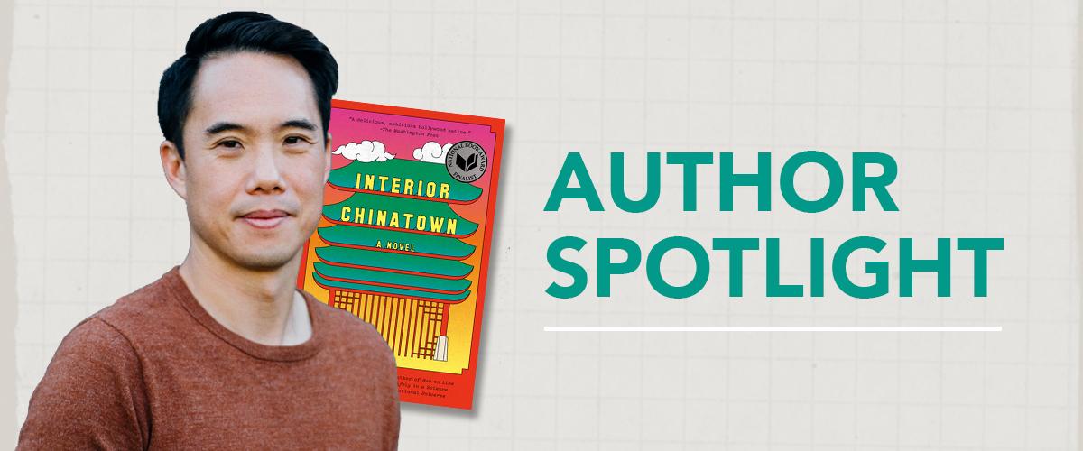 Author Spotlight: Charles Yu