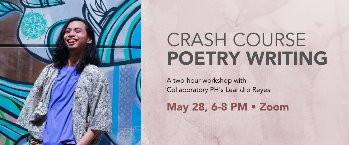 Crash Course: Poetry Writing