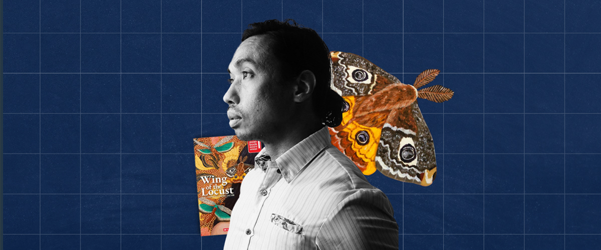 Things to know about author Joel Donato Ching Jacob & Wing of the Locust