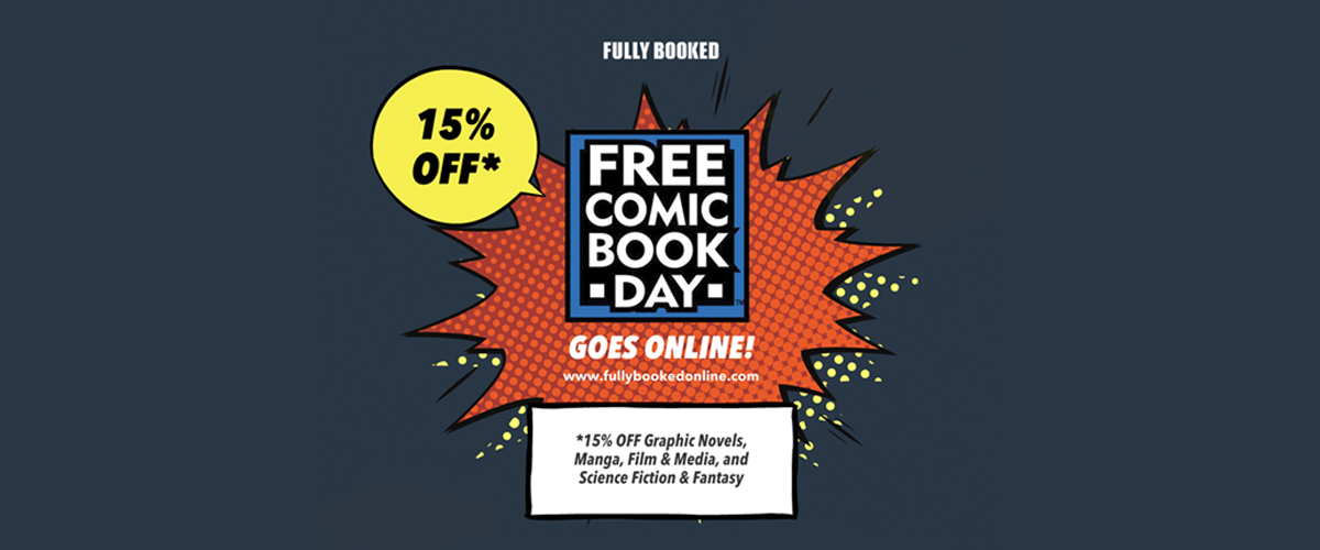 Free Comic Book Day Goes Online