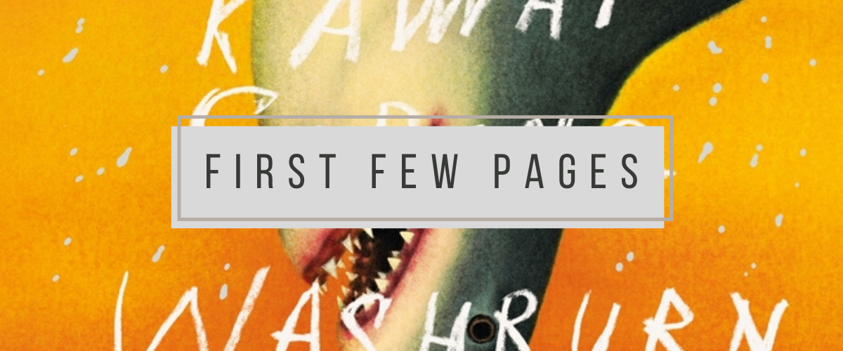 First Few Pages: Sharks in the TIme of Saviors