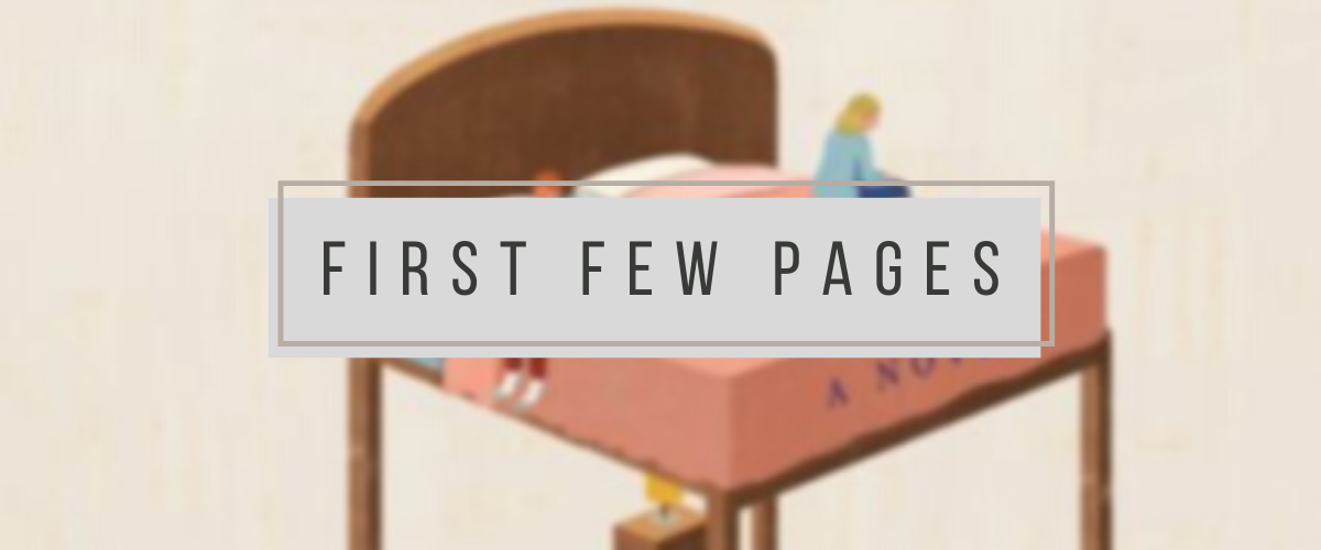 First Few Pages: The Silent Treatment