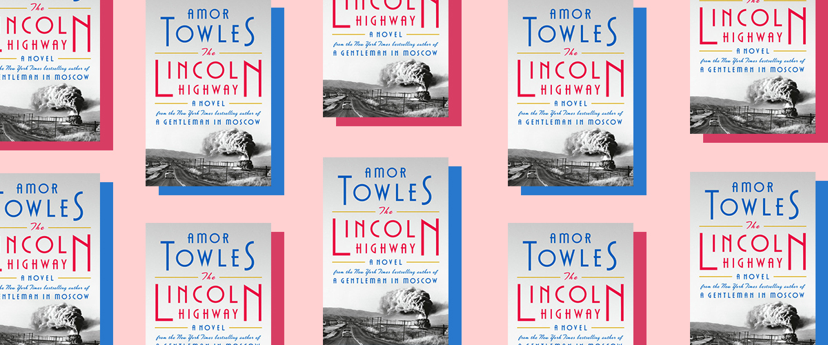 First Look: The Lincoln Highway by Amor Towles