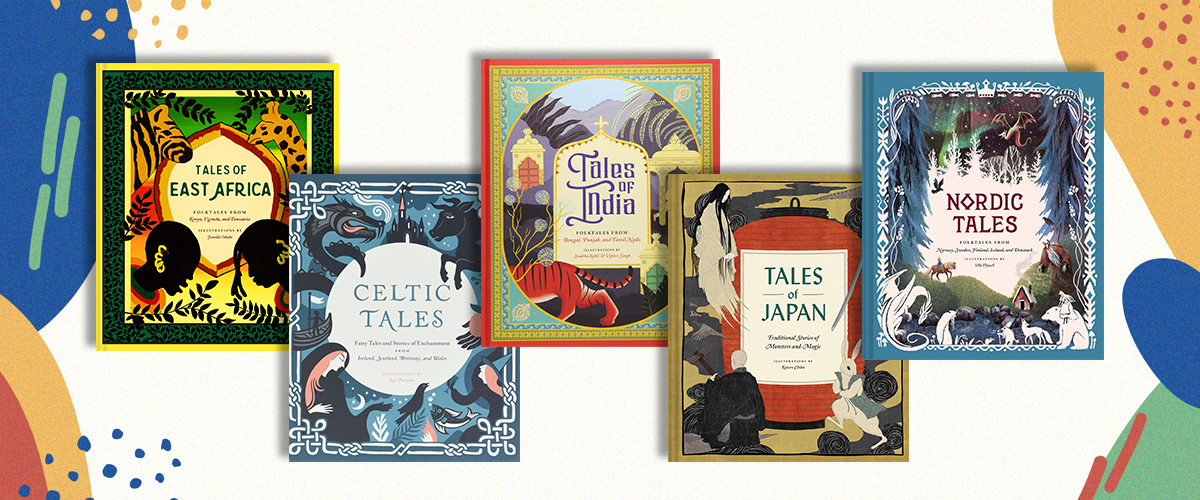 Folktales from Around the World to Read for Children and the Kids-at-Heart