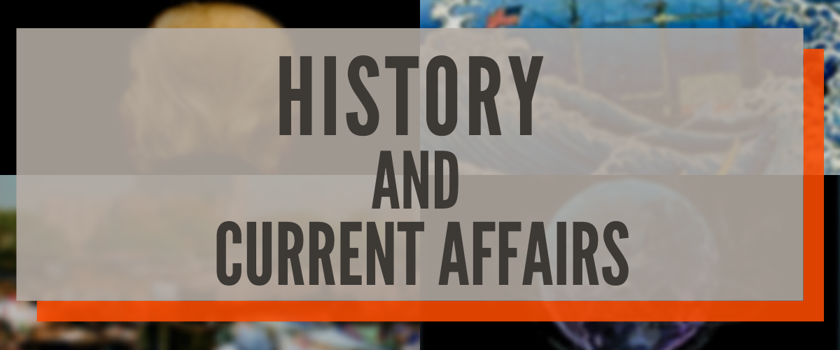 Recommended Reads: History and Current Affairs
