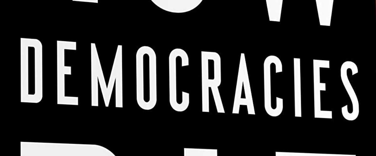 First Few Pages: How Democracies Die