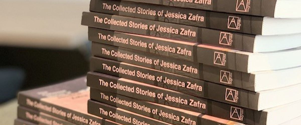 Author Spotlight: Jessica Zafra