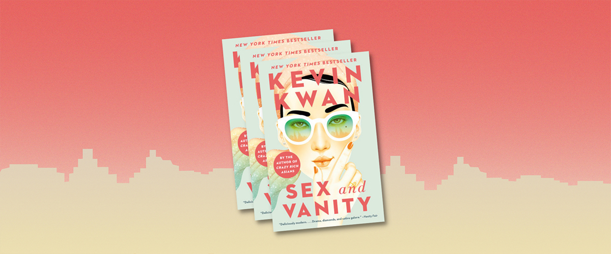Fast Facts: Things to know about Kevin Kwan's glamorous new book Sex and Vanity