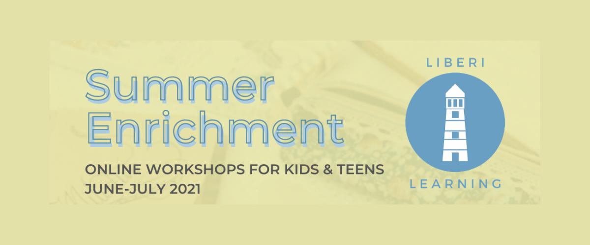Liberi Learning: Summer Enrichment