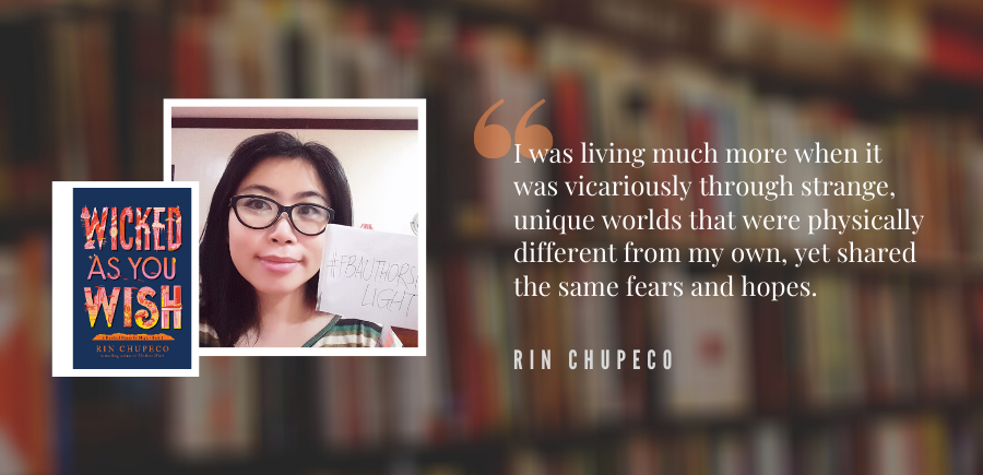 Author Spotlight: Rin Chupeco