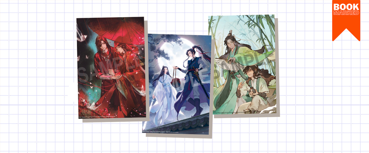 BookMarked: MXTX novels get official English versions, pre-orders now available