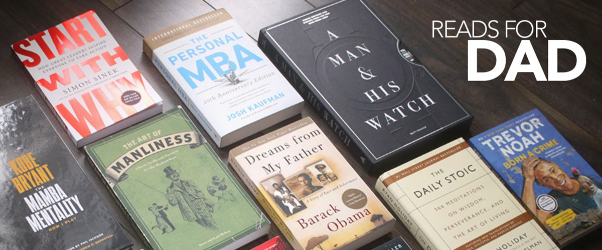 Father's Day 2021: Books for every type of Dad