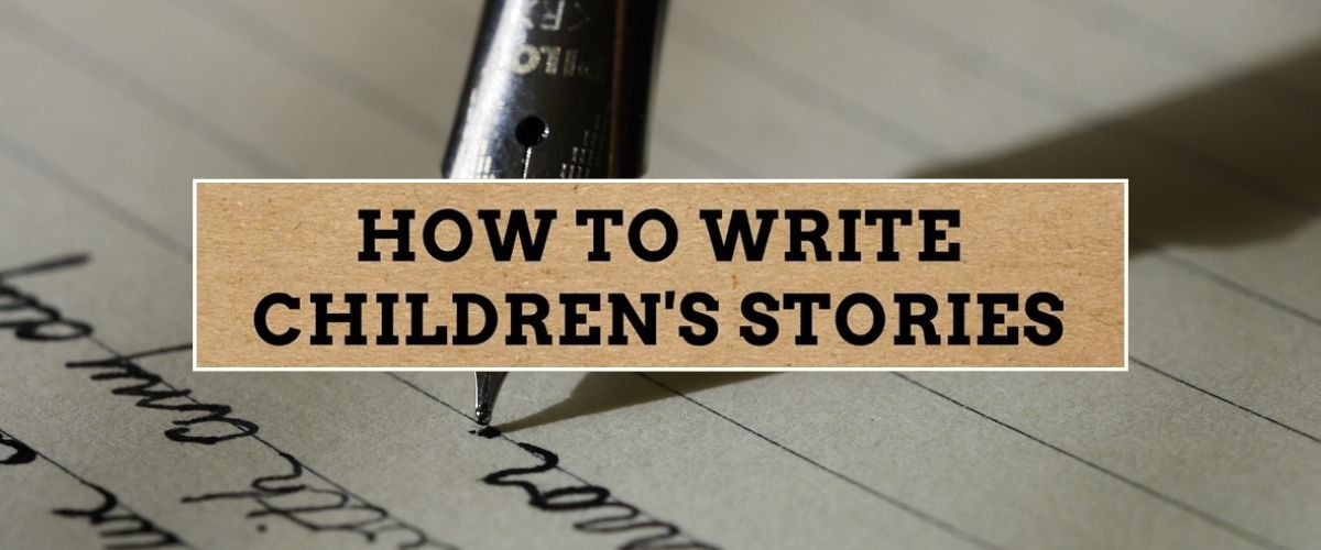 Ask a Writer: How to Write Children's Stories
