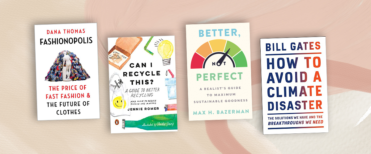 10 Must-Read Books on Sustainability in 2021 to Inspire Change