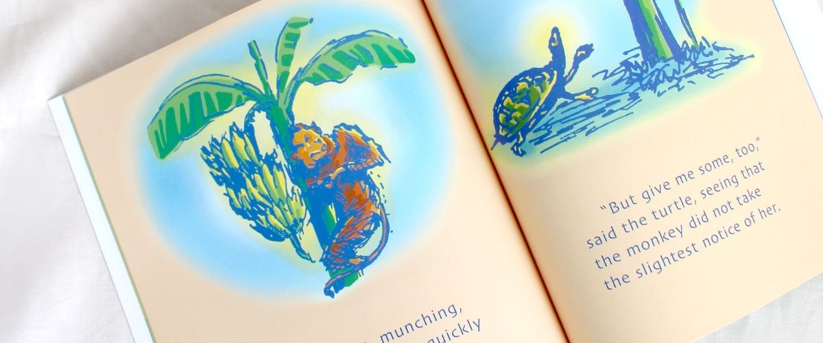 Read Aloud with Tahanan Books: The Monkey and The Turtle