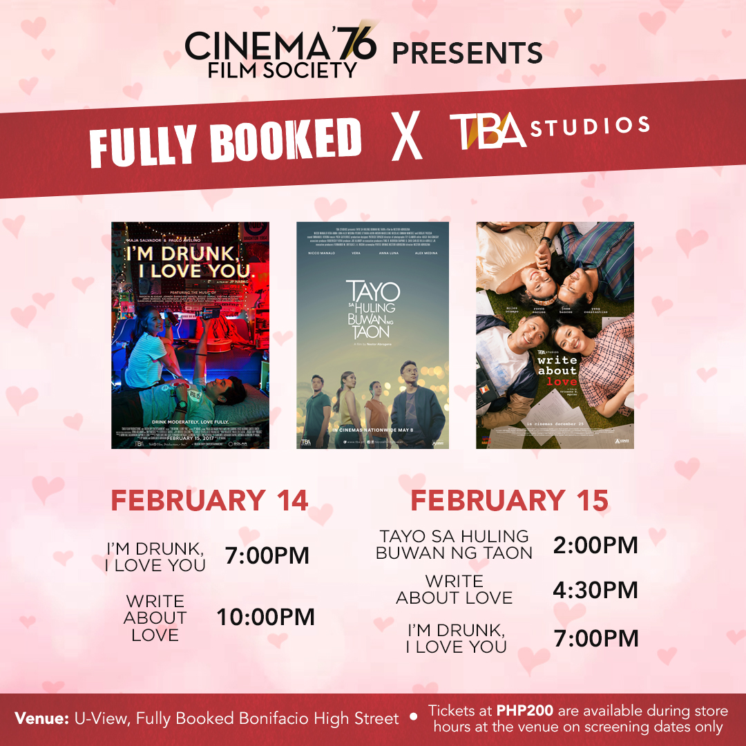Film Screening at U-View: Stories About Love