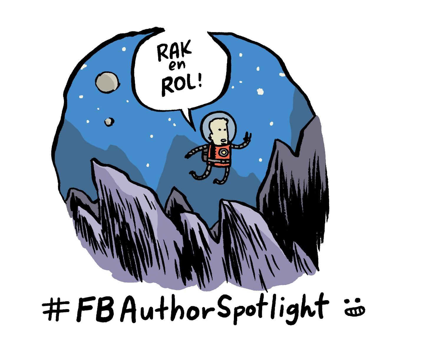 Author Spotlight: Manix Abrera