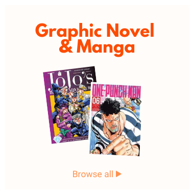 Graphic Novel and Manga