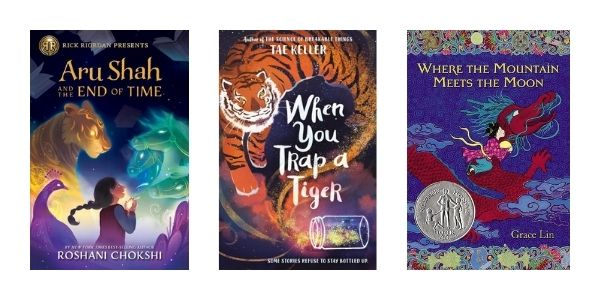 Reading Challenge 2021: Middle grade with a magical creature