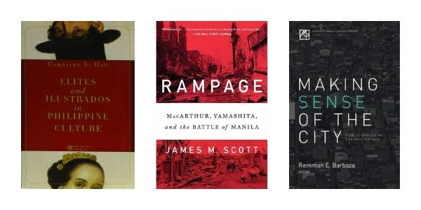 Reading Challenge 2021: Philippine history & current affairs